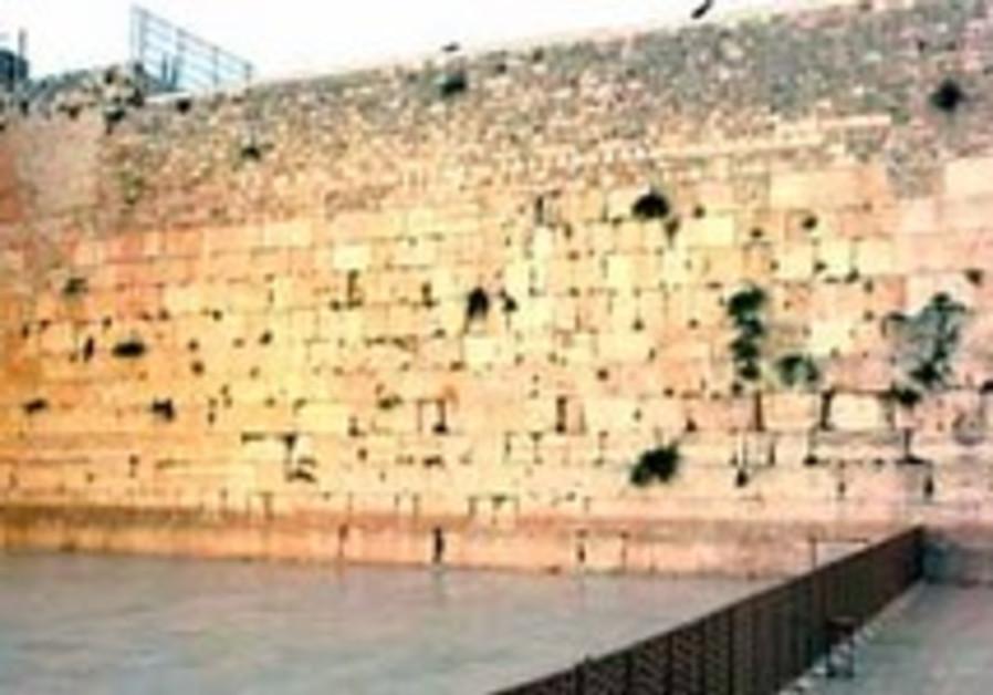 western wall 224.88