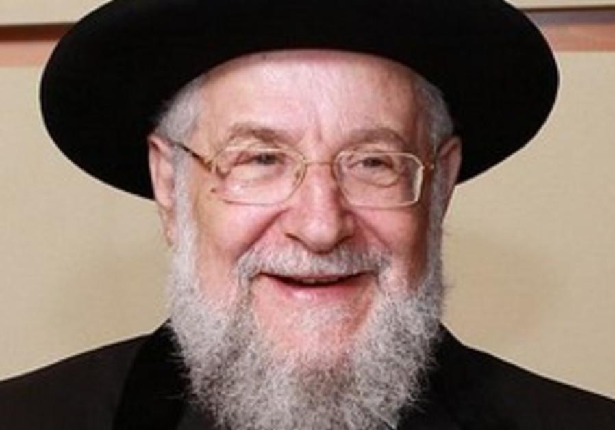 Rabbi Yisrael Lau