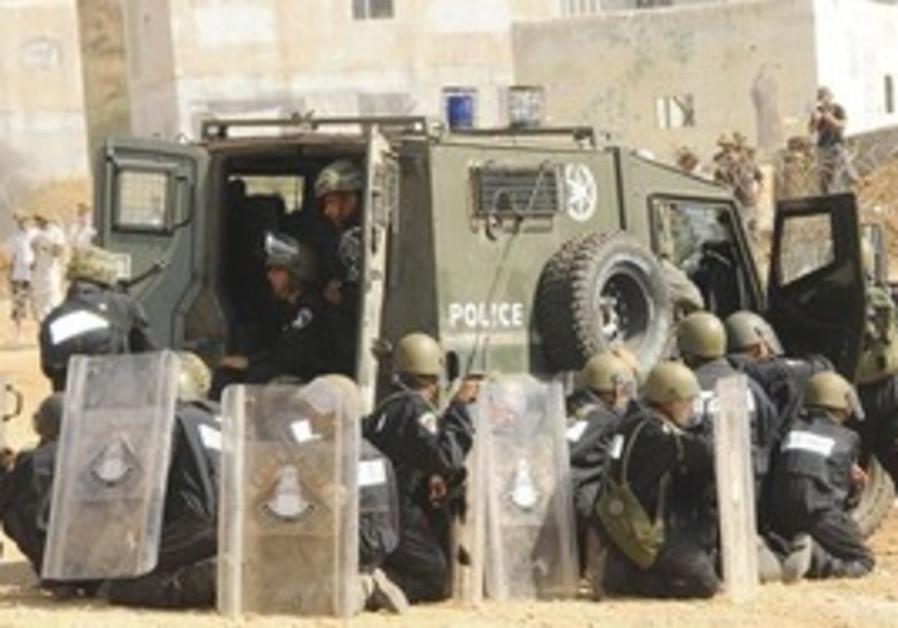 Israel Police prepare for riots