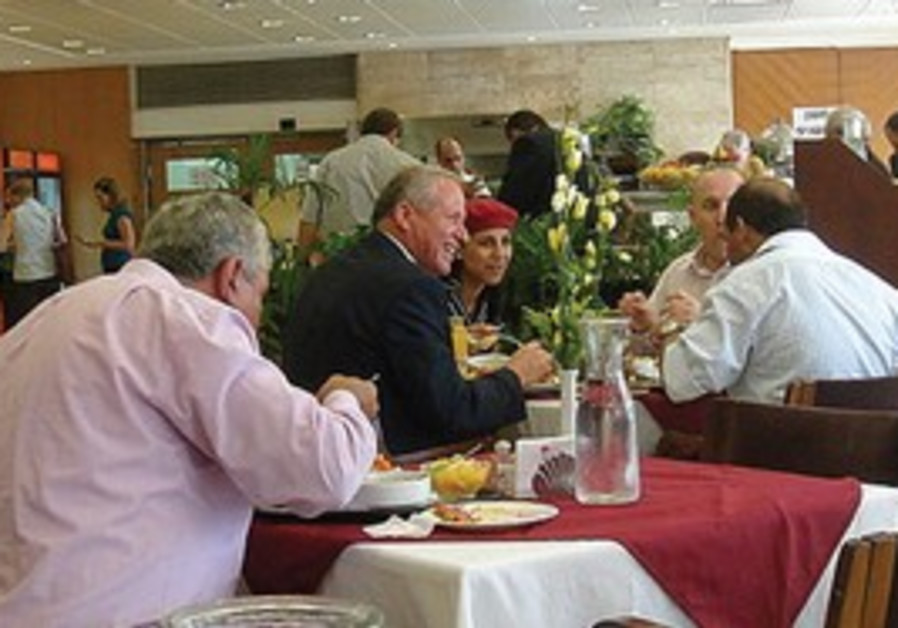 Knesset Cafeteria