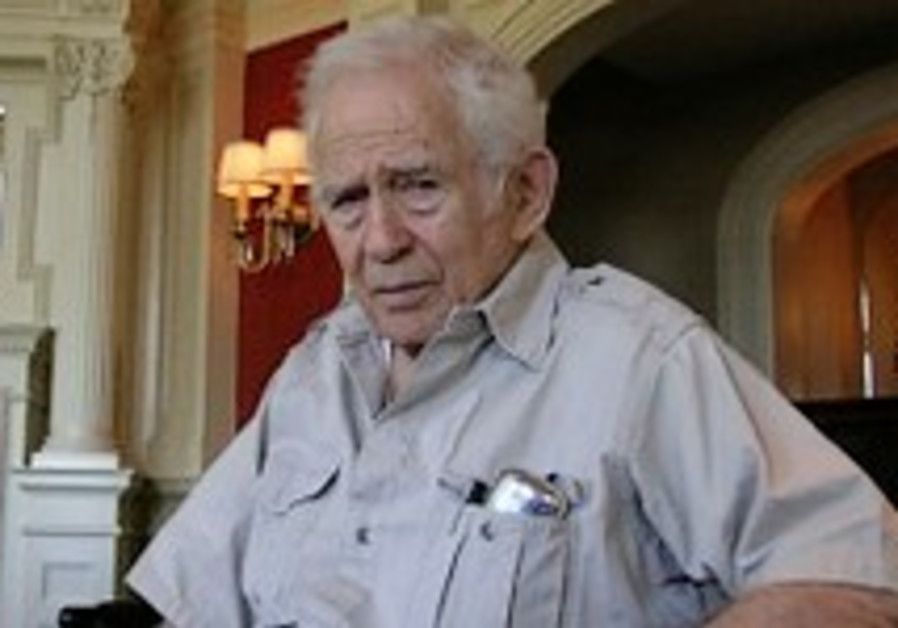 The mitzvot of Norman Mailer