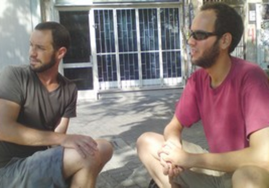 Ido Bukelman and Yonatan Kretzmer
