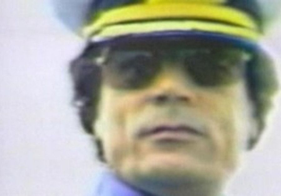 Libyan leader Muammar Gaddafi [file photo]