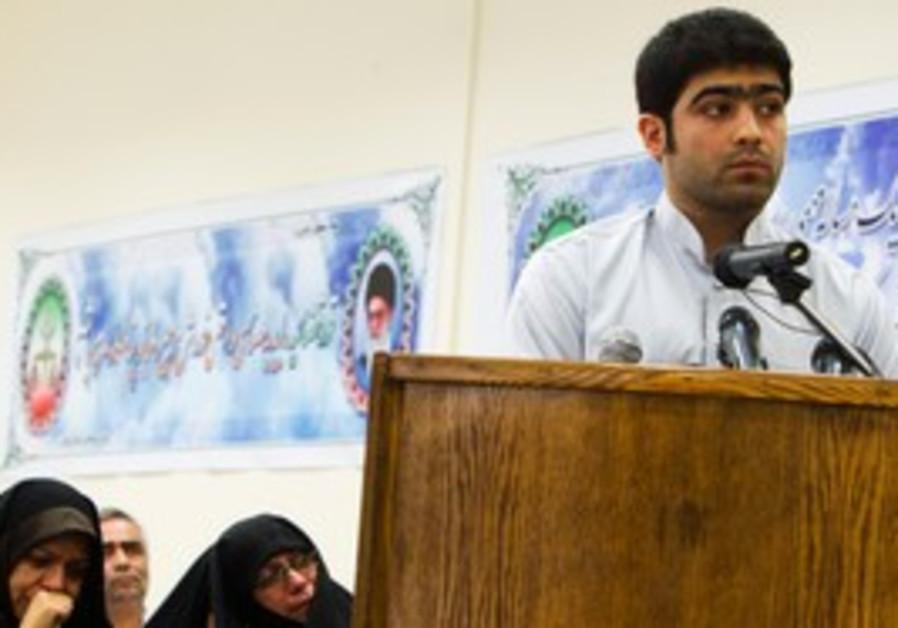 Majid Jamali Fashi, accused of killing scientist