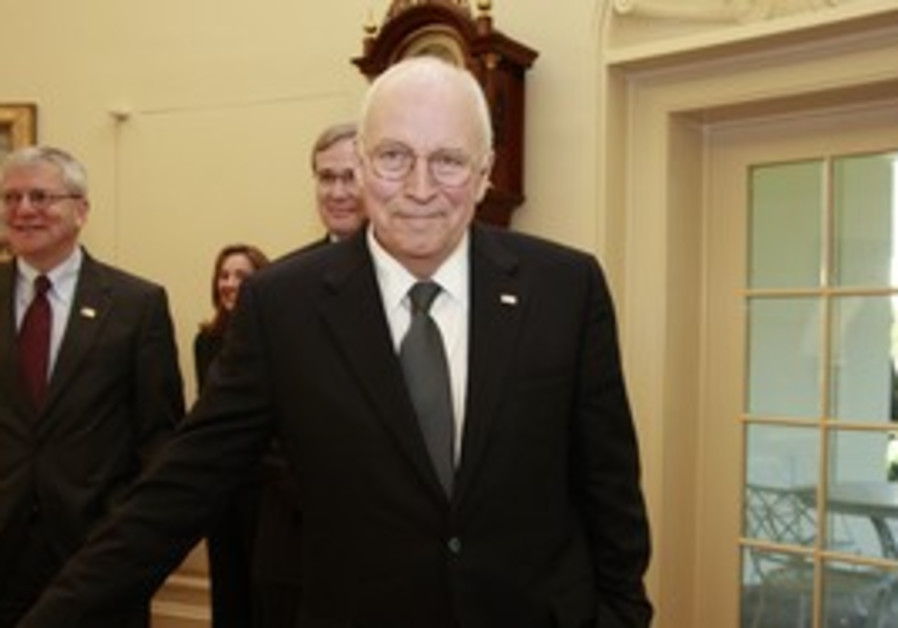 former US vice presidet Dick Cheney