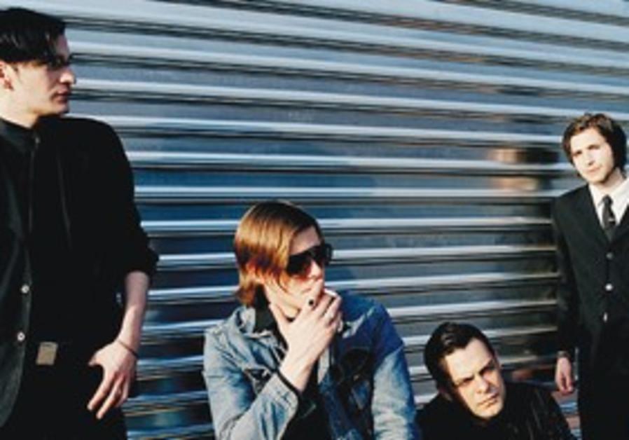 New York indie rockers Interpol
