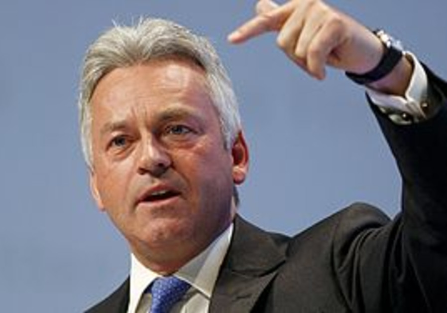 UK MP Alan Duncan