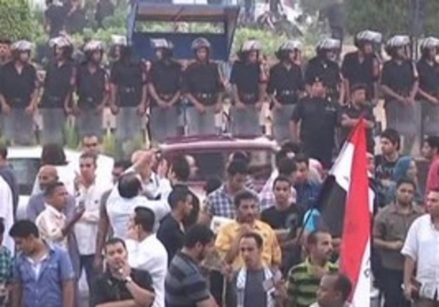 Egypt Tahrir Square
