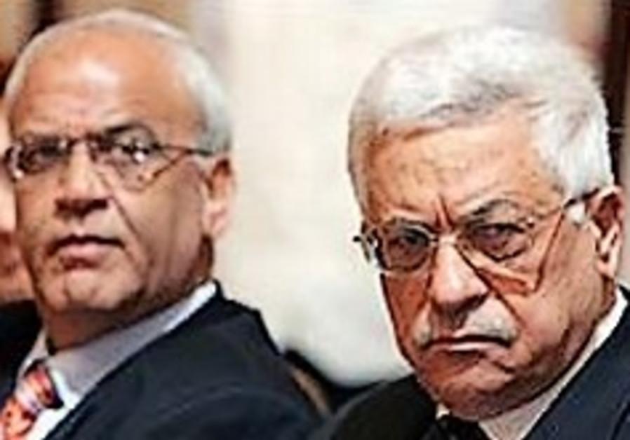 A stronger Abbas?