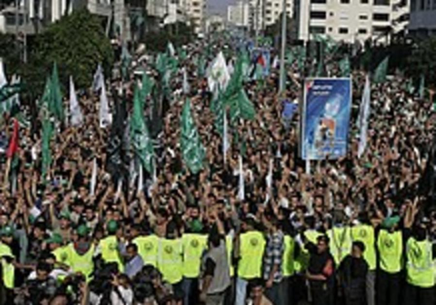 Hamas plans a rejectionist alternative to Annapolis