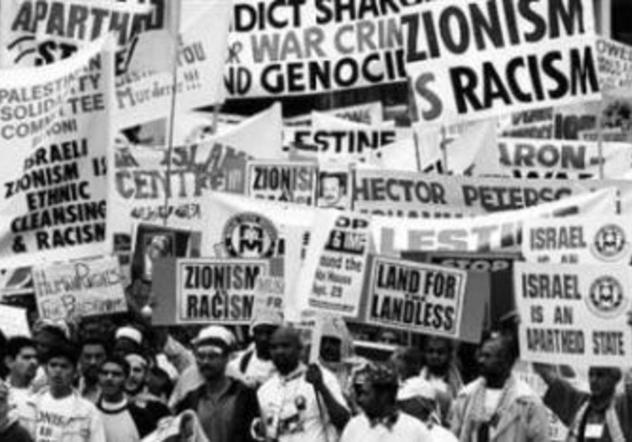 durban I zionism is racism 311