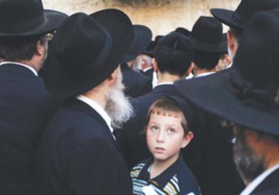 Haredi child