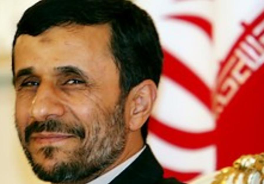 Ahmadinejad plays down talk of possible US strike