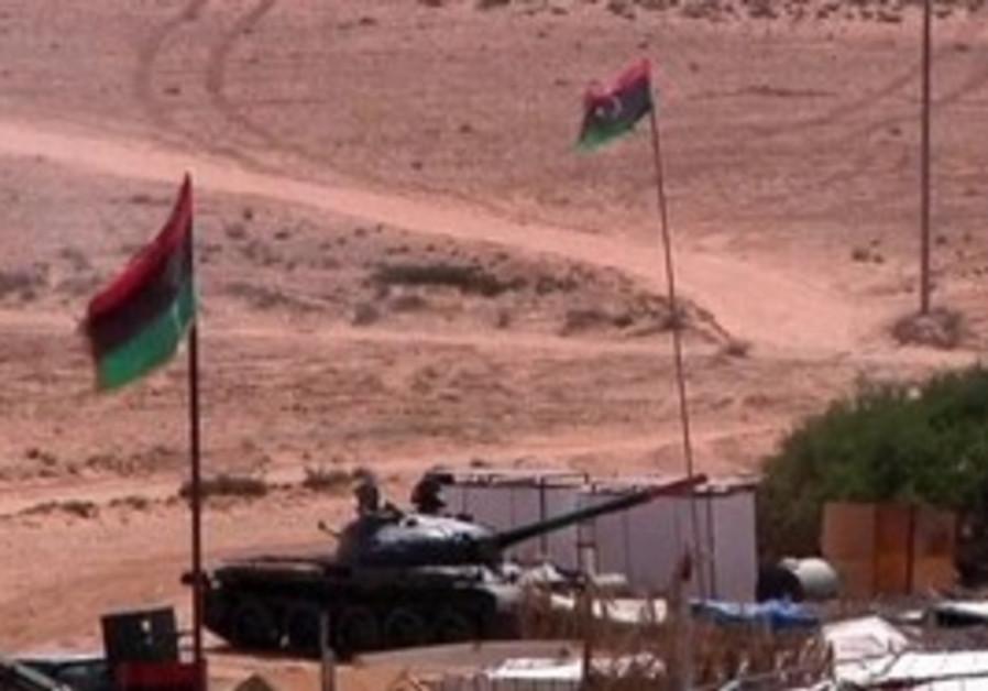 Libyans pledge democracy.
