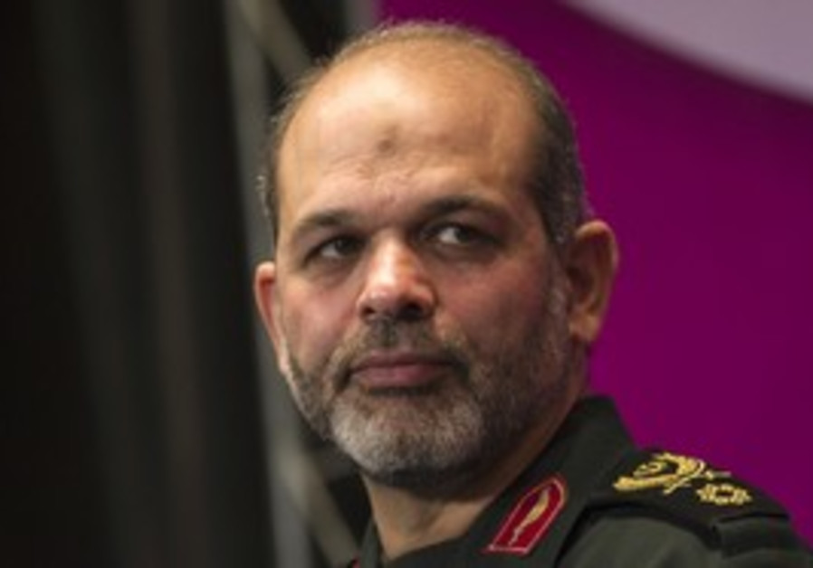 Iranian Defense Minister Vahidi