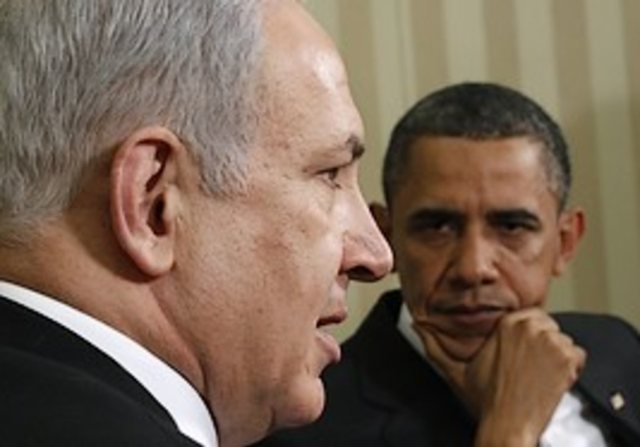 Obama and Netanyahu meet in May