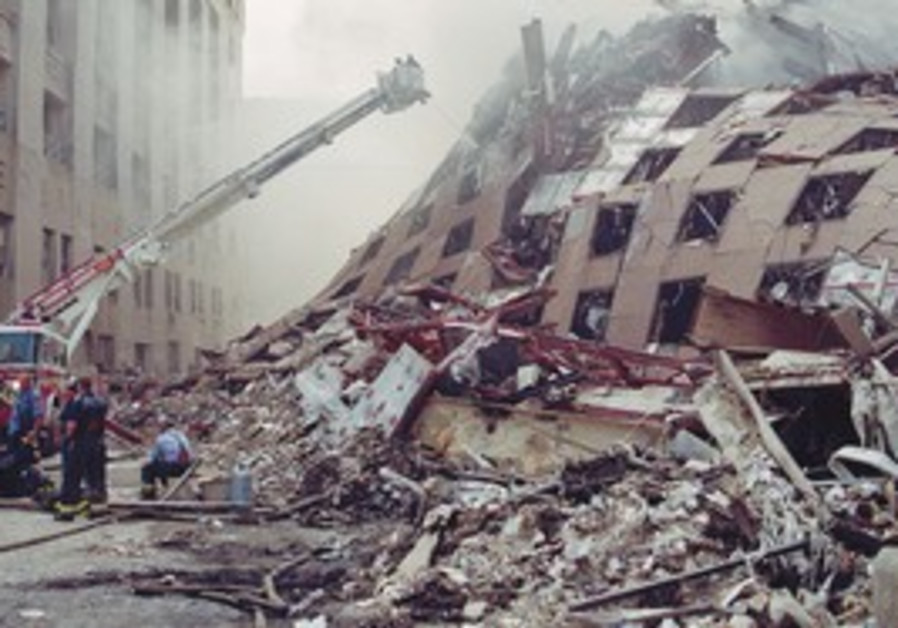 30 Days of Ground Zero: A Sept. 11 Photo Exhibit
