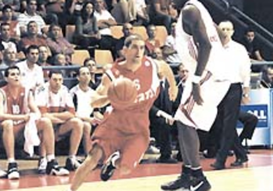 ULEB hoops: Hap J'lem looks to overcome Malha trauma