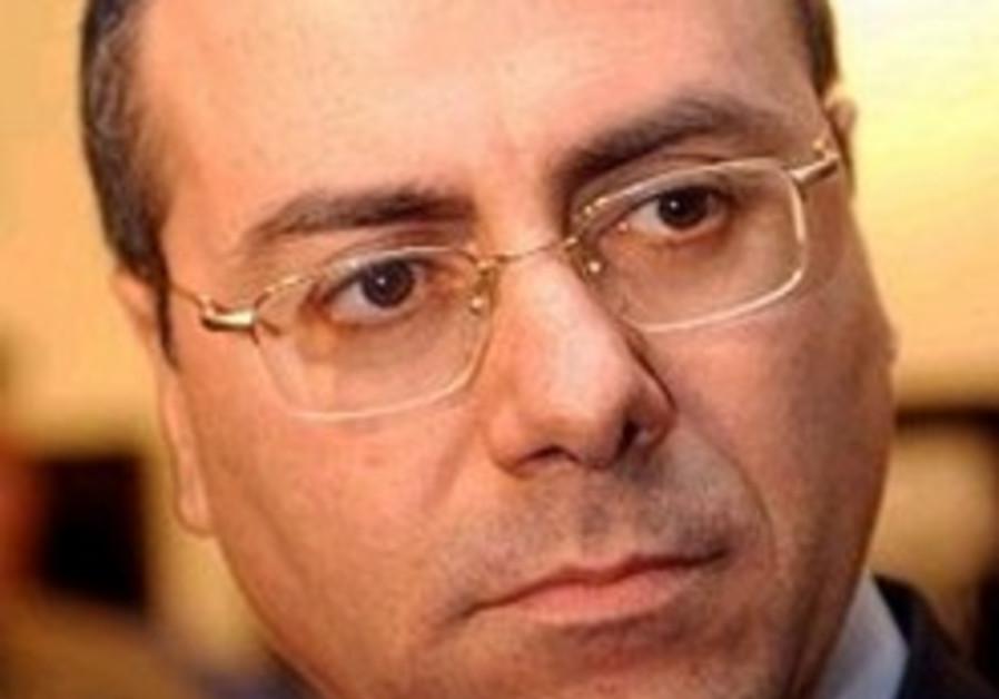 Vice Premier Silvan Shalom.