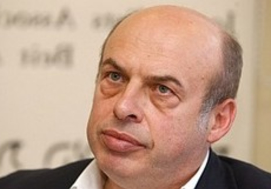Sharansky chairmanship of JA in danger