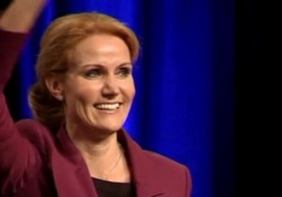 Danish PM elect Helle Thorning Schmidt