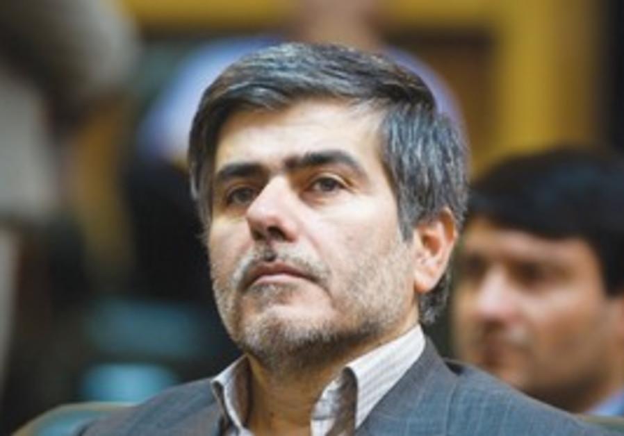 head of Iran's Atomic Energy Org. Abbasi Davani