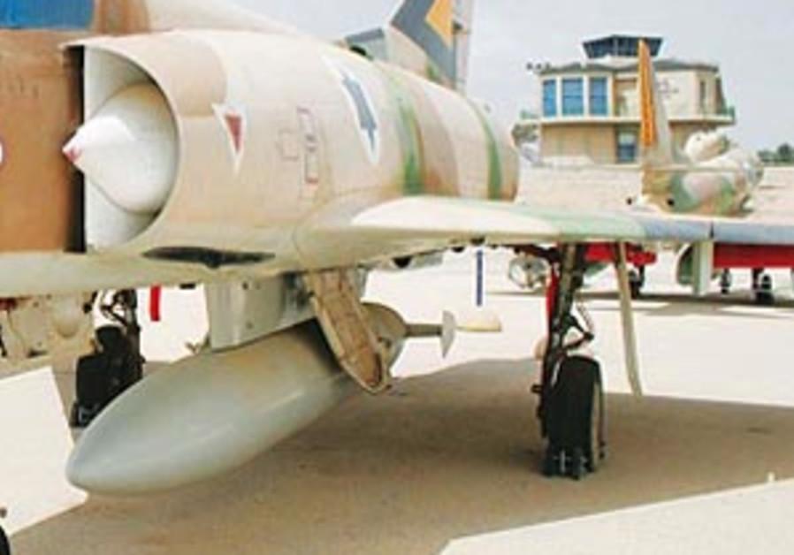 Israel Airforce Museum