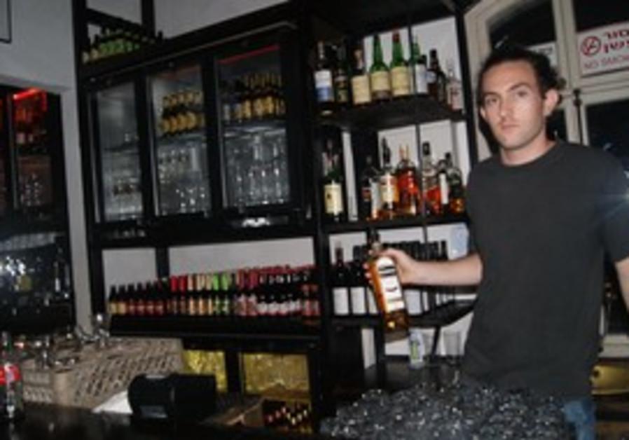 Barman William Salsbury