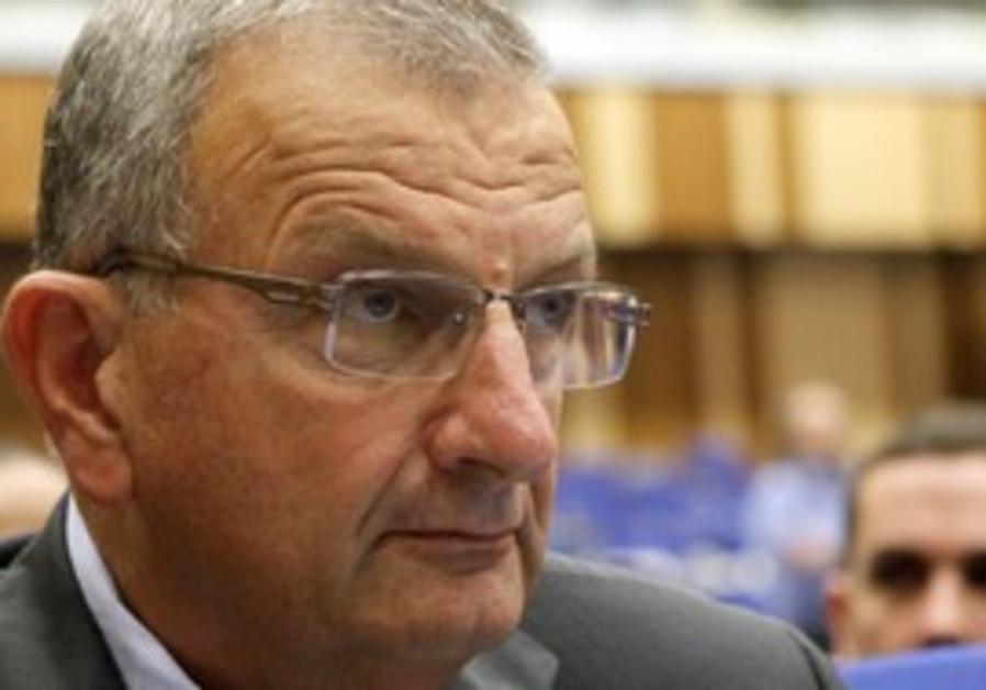 IAEC chief  Dr. Shaul Chorev