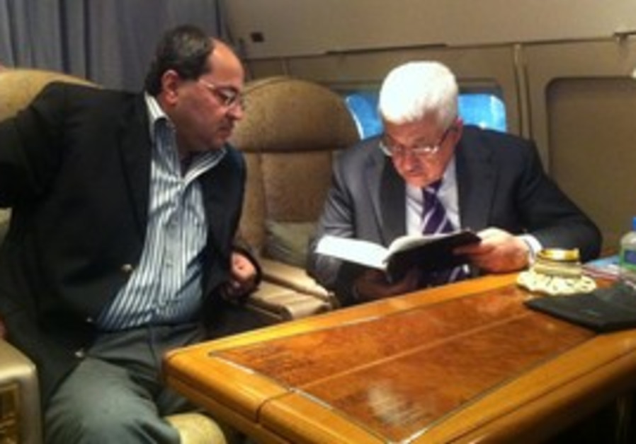 MK Ahmed Tibi and PA President Abbas