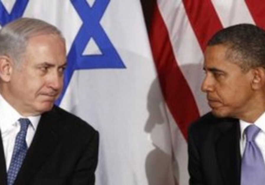 Netanyahu and Obama meet in New York