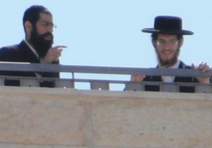 Haredi men