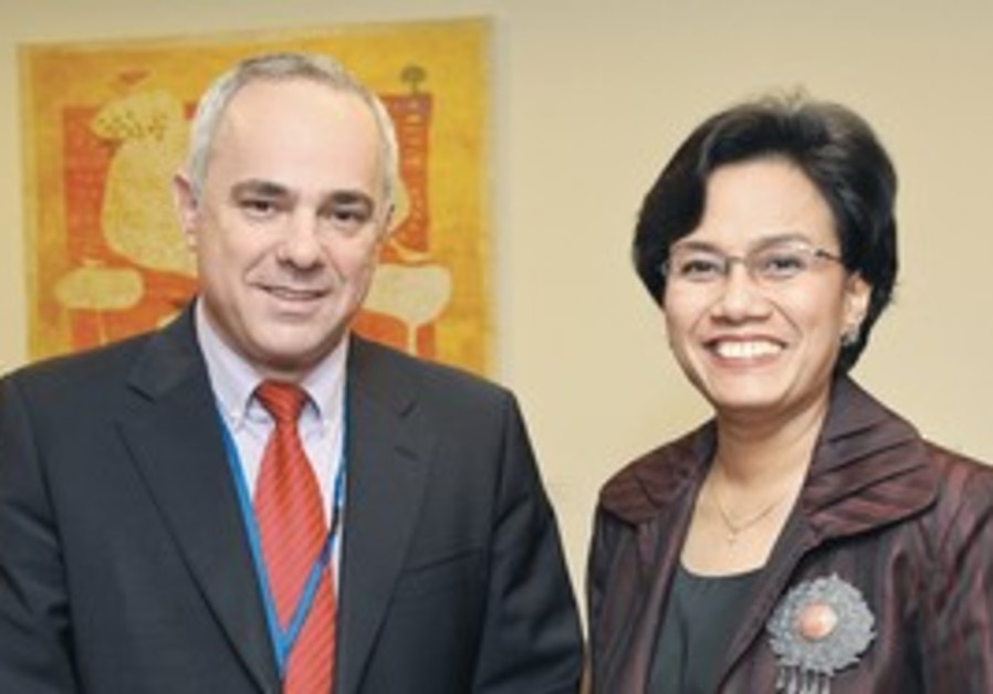finance minister and World Bank Group managing dir