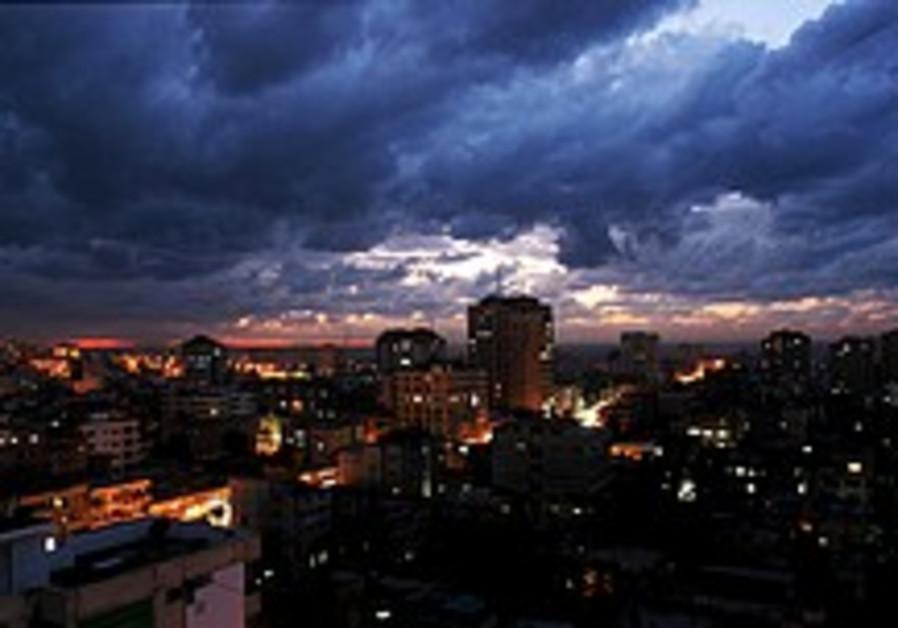 Mazuz okays electricity cuts to Gaza