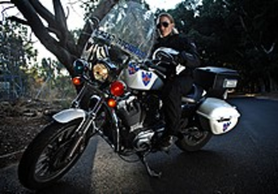 Wild Hogs! IDF saddles up its Harleys