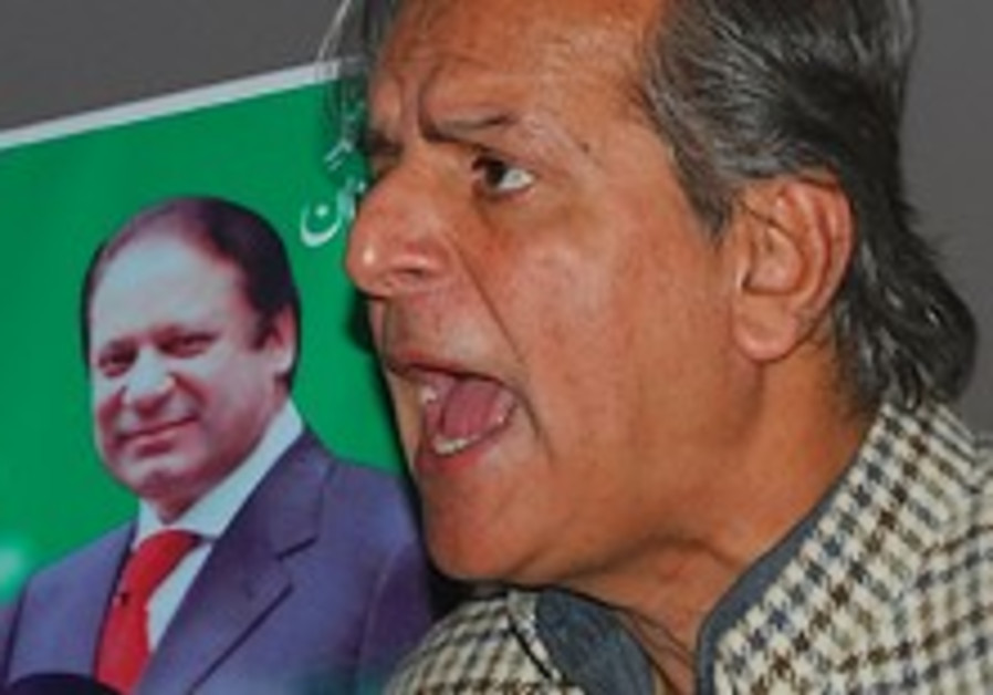 Pakistani opposition leader plans return from exile