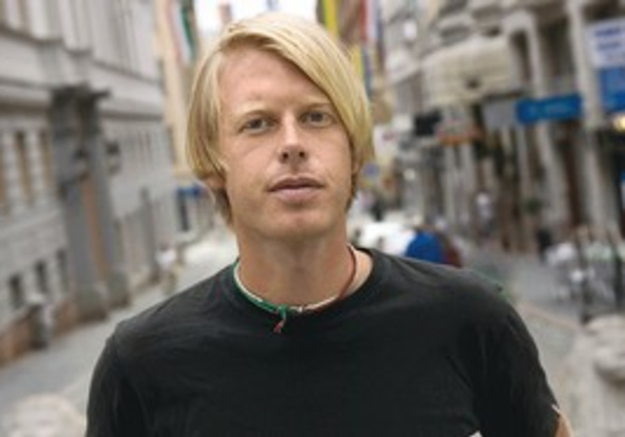 Swedish journalist TERJE CARLSSON