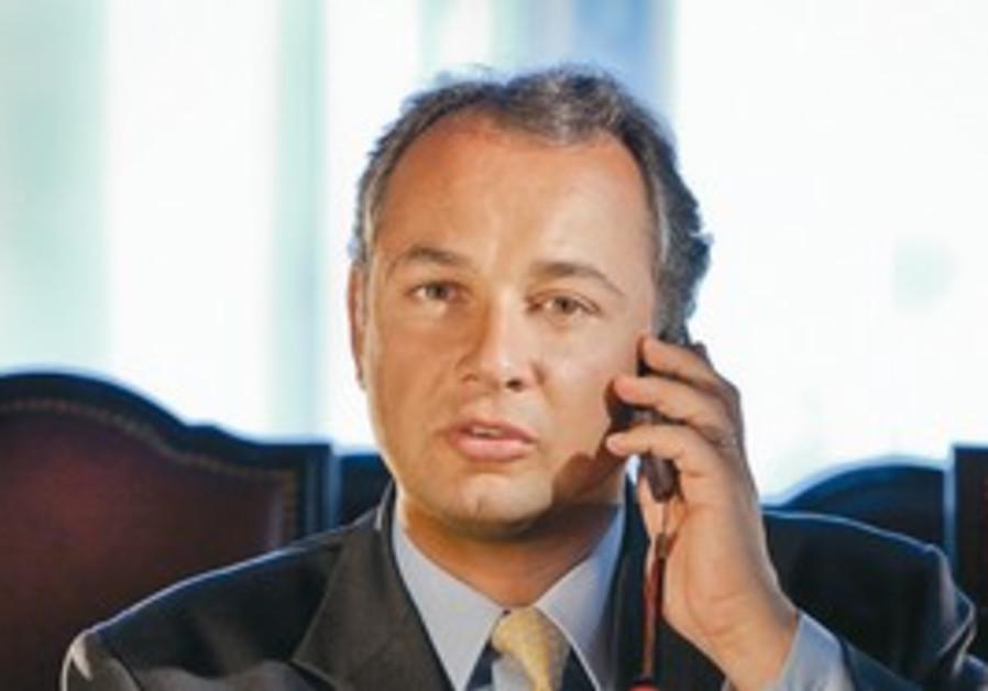 French partliamentary candidate Phillipe Karsenty