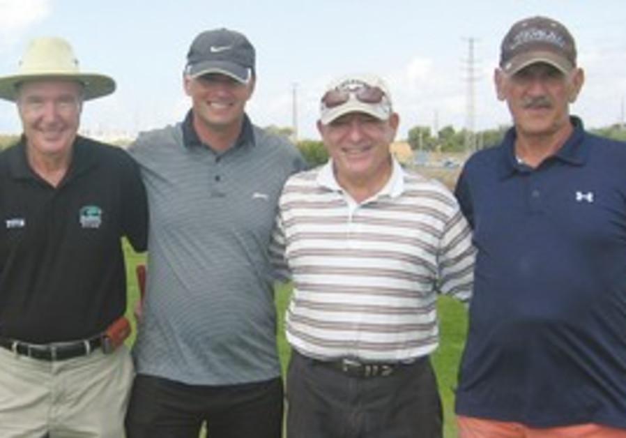 Cyril Kaufman wins Gaash Golf tourney