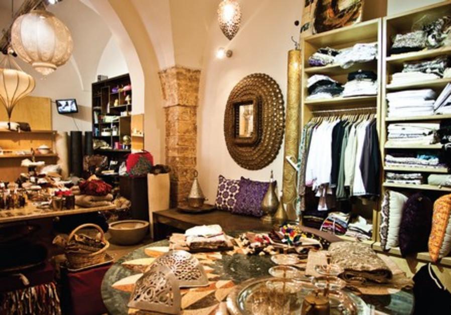 Aisha interior design