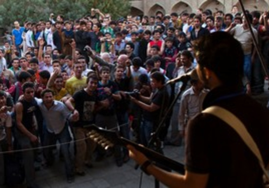 Sound Central, a one-day festival in Kabul