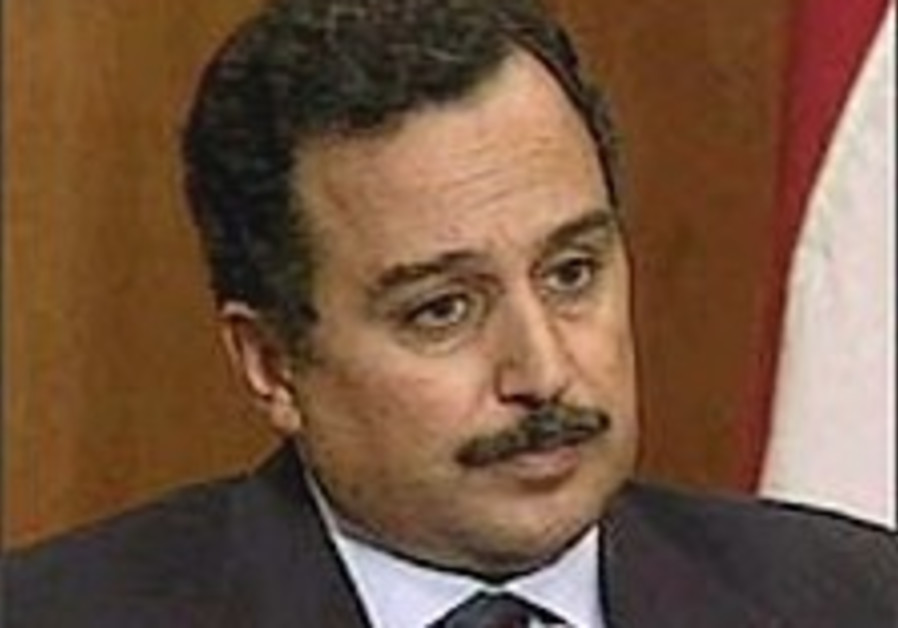 Egypt's envoy to US: We need deal in '08