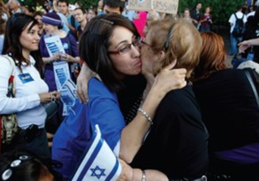 New olim arrive in Israel