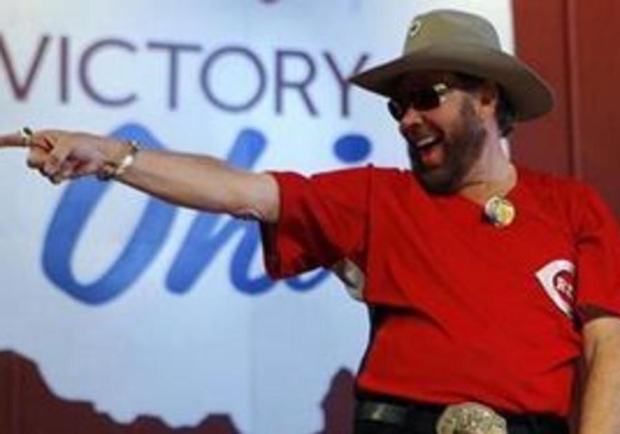 Country singer Hank Williams Jr.