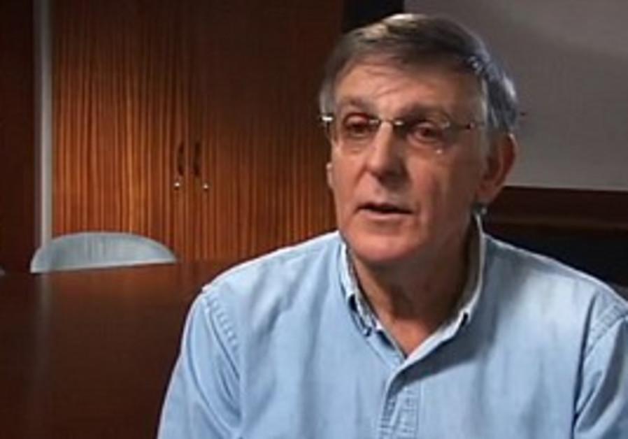 Israeli scientist Dan Shechtman