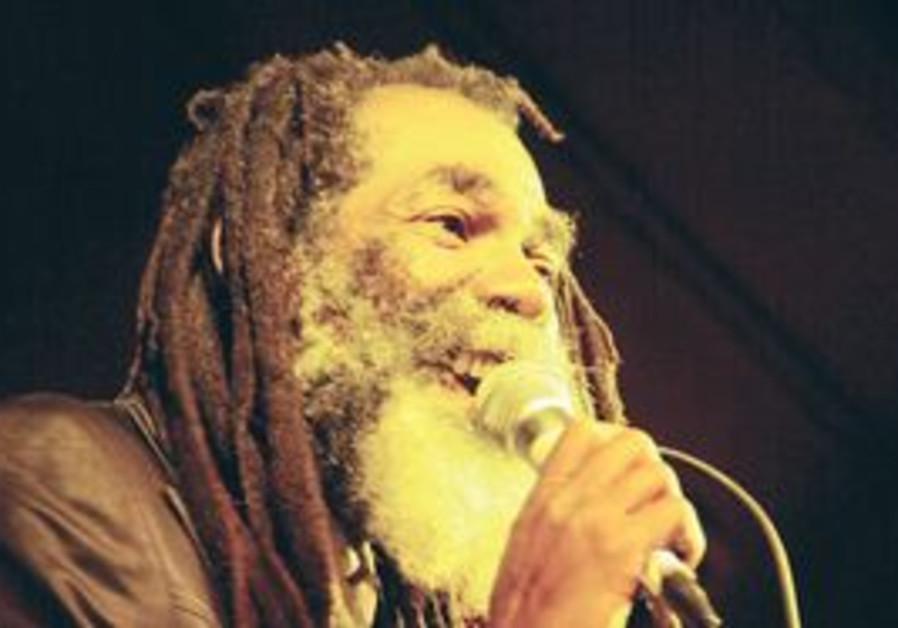 Reggae great Don Carlos
