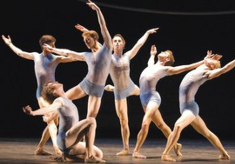 The Alias dance company of Switzerland