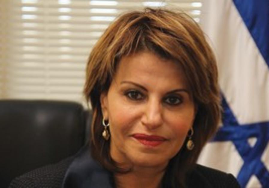 Kadima MK Dalia Itzik