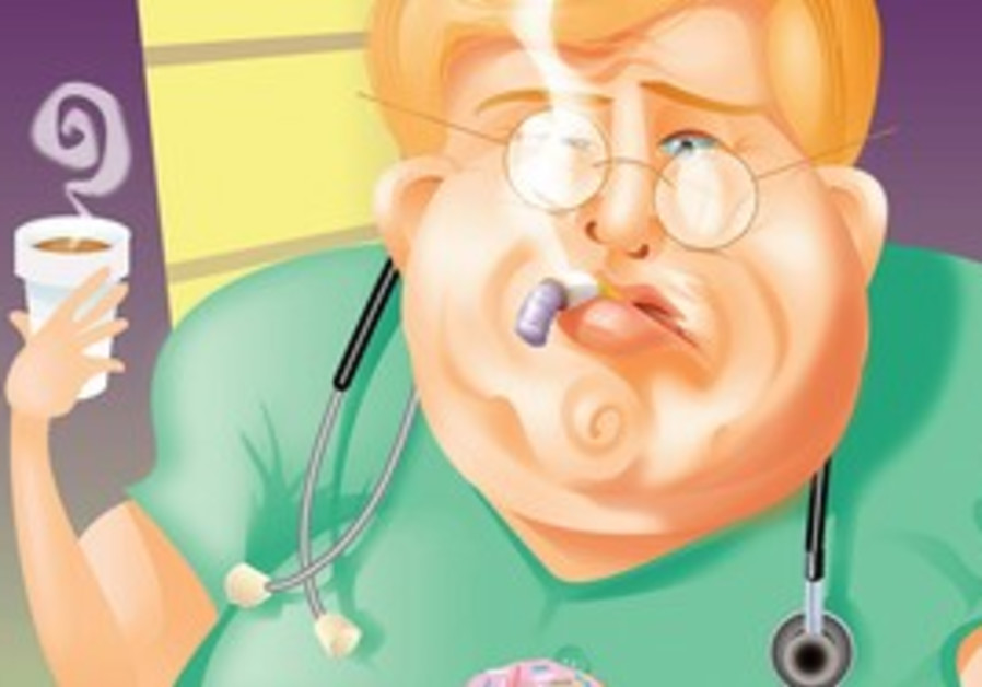 Physician, do not heal thyself
