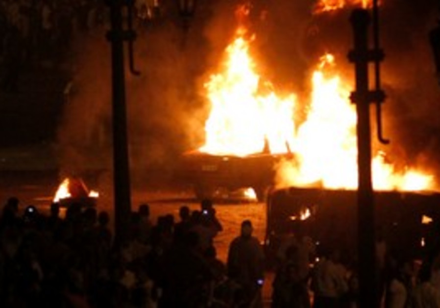 25 killed in October 9 clashes in Cairo
